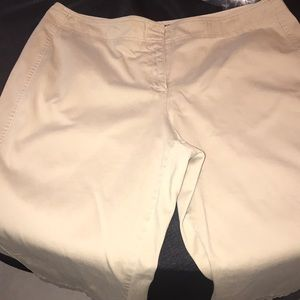 New York & Co. Ladies Bermuda Khaki Shorts